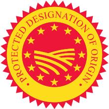 原产地保护 Logo