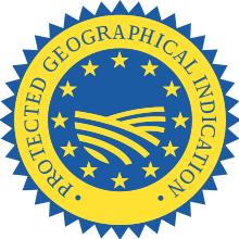 地理标志保护 Logo