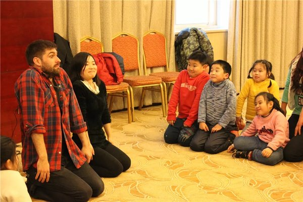 JNA Awards donates to Hunan Aimier's inclusive theatre project to help handicapped children