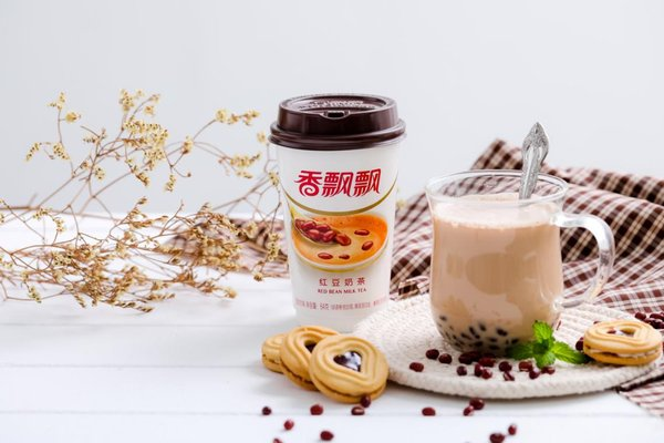 China's first listed milk tea company Xiangpiaopao attends THAIFEX, Asia's most influential food exhibition