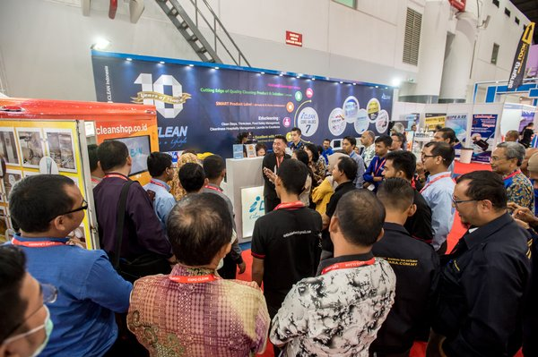 PT Media Artha Sentosa organizes a dedicated trade show for modern cleaning and textile care titled EXPO CLEAN & EXPO LAUNDRY. It will be held at the Jakarta International Expo from 11 to 13 July 2019.
