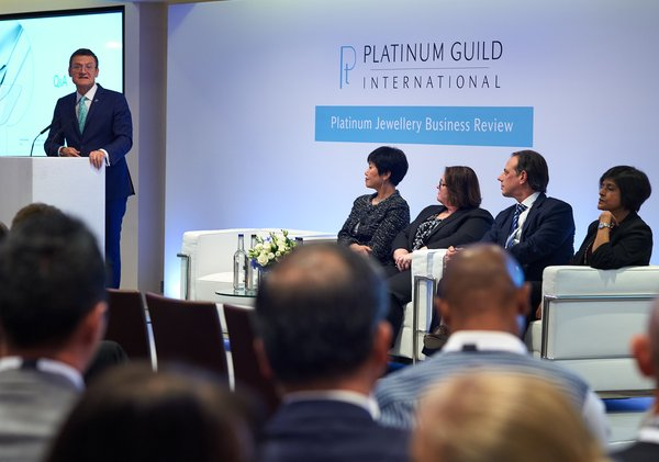 According to Platinum Guild International's 2019 Platinum Jewellery Business Review, young consumers, men's jewellery and female self-purchase will build upon platinum's pre-eminence in bridal jewellery to drive future demand