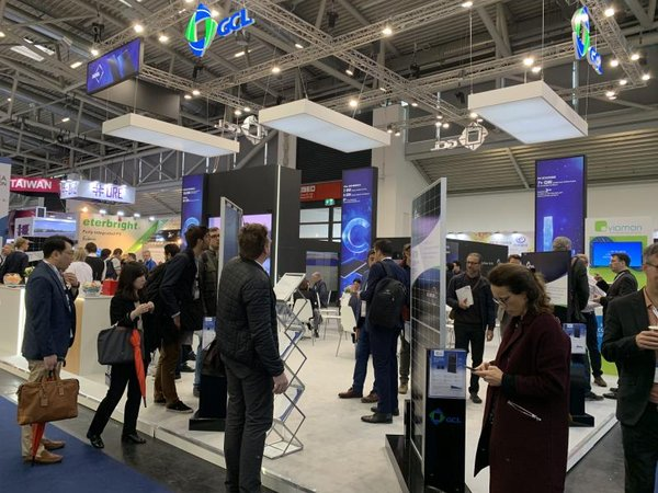 GCL System attends Intersolar Europe 2019 in Munich, May 15