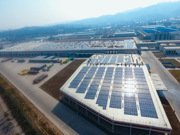 Asia Clean Capital Kicks off Solar Facility for AB InBev in Yunnan