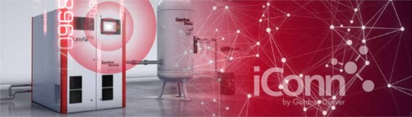 Gardner Denver's IoT technology links all of its product lines