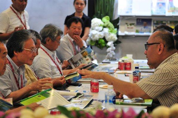 Ekspo Asia Agri-Tech 2019 akan melancarkan program pemadanan di tapak pameran.