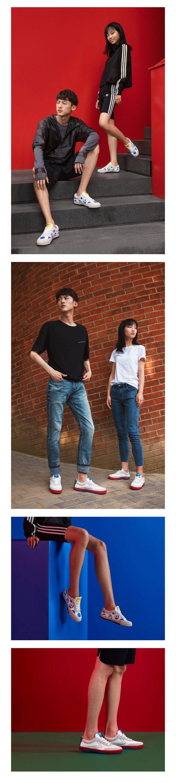 小米有品&大孚飞跃设计师联名款复古鞋