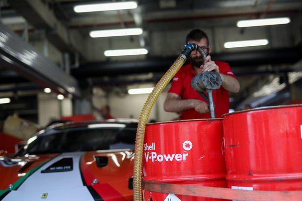 引领者的动力  壳牌V-Power开启万人体验纵擎之旅