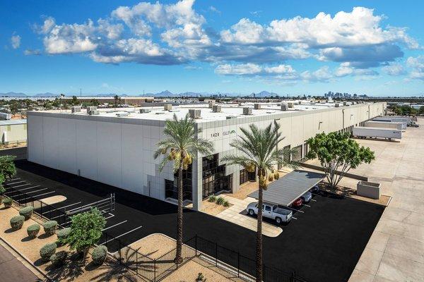 黑石187亿美元收购普洛斯美国部分物流资产