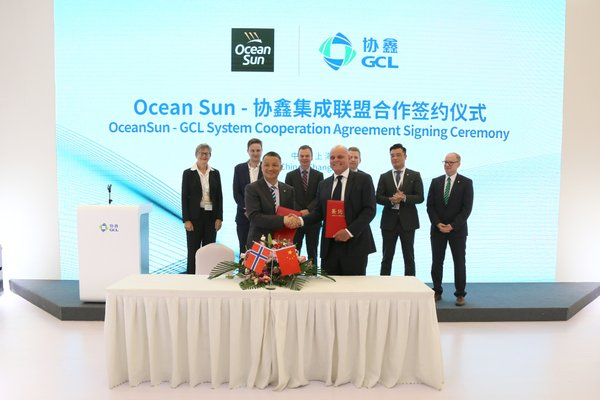 GCL and Ocean Sun Sign Partnership Deal