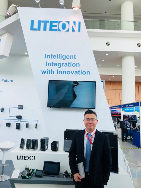 "LITE-ON Technology will showcase the theme of ""Upgrade to the Future"" through its IIoT gateway debut along with smart factory condition monitoring system at VIMF 2019."