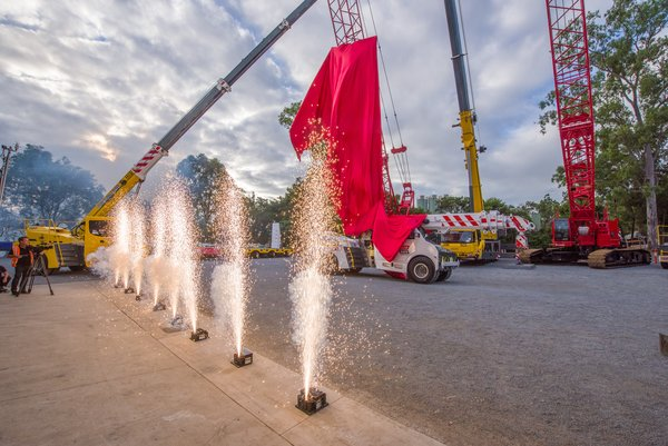 TIDD Crane Launch Sets a New Standard for Industry