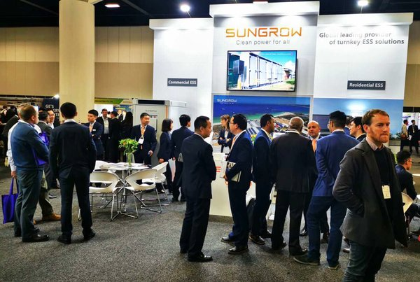 Sungrow to Demonstrate Latest Update of ESS Solutions Portfolio at Australian Energy Storage 2019