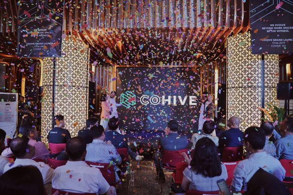 CoHive Officially Launches Brand & New Products with US$ 13.5 million First Close of Series B Funding