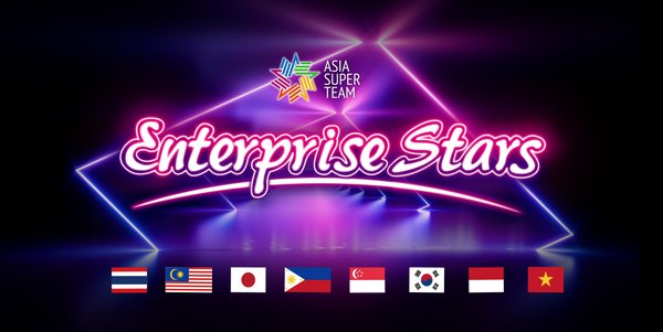 MEET TAIWAN Asia Super Team 2019: Enterprise Stars