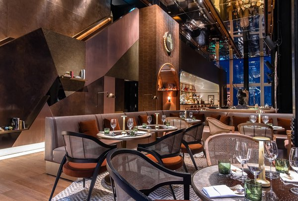 Thailand's Highest Restaurant and Bar is now open at Mahanakhon Bangkok SkyBar