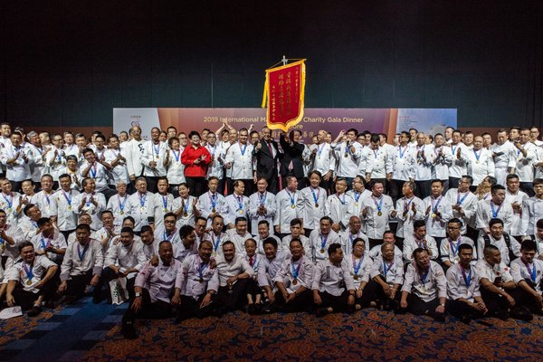 Lee Kum Kee Joins Hands with over 400 Chinese culinary chefs from around the globe to raise over One million SGD for Ren Ci Hospital, supporting those who are in need of medical treatment but are facing financial difficulties.