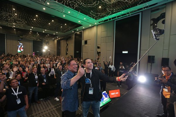 Wild Digital Sea 2019 Closed On a Crowd of 1700+ Attendees