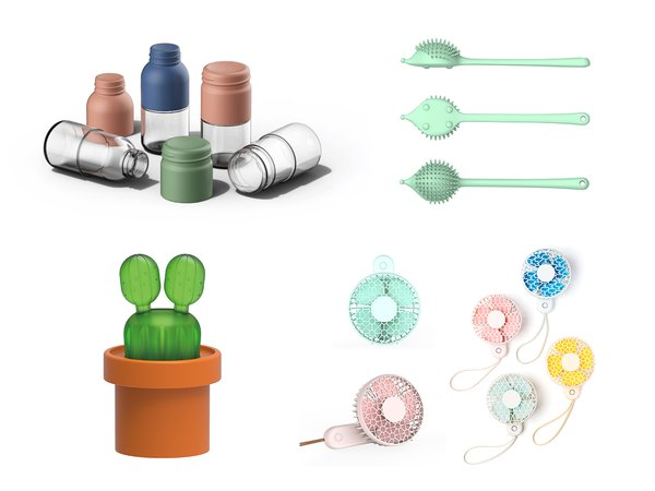 MINISO MOD Five Original Products Won 2019 European Product Design Award