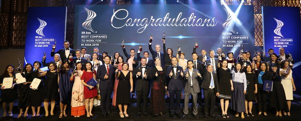 HR Asia Announces Best Companies to Work for in Asia from Vietnam