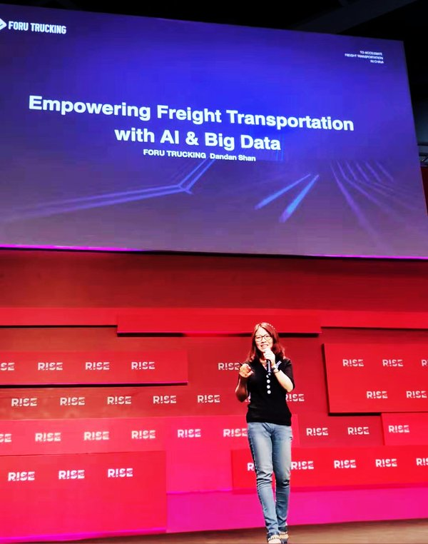 ForU Trucking CEO Shares How Big Data And AI Have Revolutionized Freight Transportation