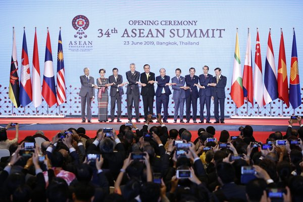 The 34th ASEAN Summit marked a milestone in Thailand's 2019 ASEAN Chairmanship as leaders agreed on many issues of common interest