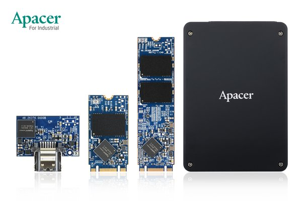 Apacer's Latest Industrial-grade SV250 SSD Series is Here