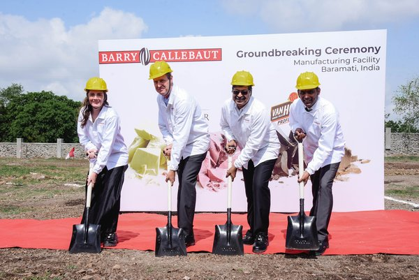 Today, Barry Callebaut announces the groundbreaking of a new chocolate factory in Baramati, India -- the biggest investment by Barry Callebaut in the country yet.