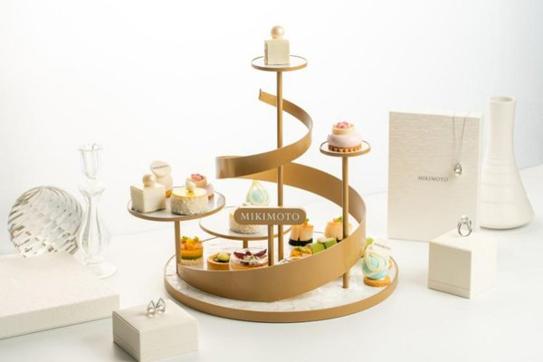 "The Ritz-Carlton, Shanghai, Pudong Joins Hands With Mikimoto and Launches ""Pearl Treasures"" Afternoon Tea"