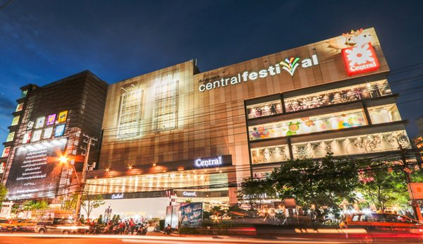泰国Central Festival Pattaya Beach