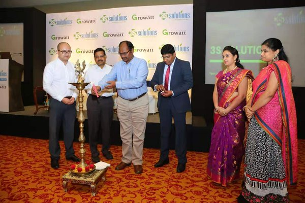 Growatt Looks to Expand Business in Telangana and Andhra Pradesh