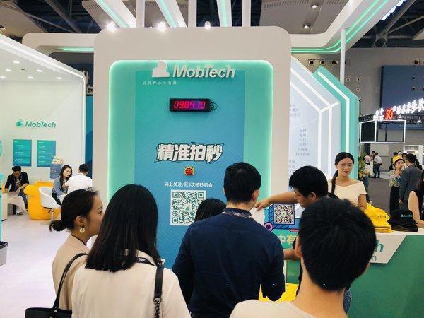 "GMIC敞开2019 ""超序之美"" 探班MobTech一睹大会风貌"