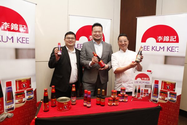 Lee Kum Kee Joins Hands with Michelin-starred Chef Kwok-keung Chan to Present A Taste of Authentic Chinese to Indonesia at FHI 2019