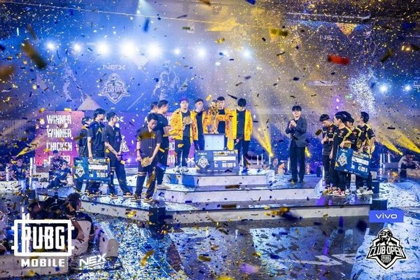 The Ultimate Gaming Upgrade of Vivo NEX Showcased at the PUBG MOBILE Club Open Global Finals 2019
