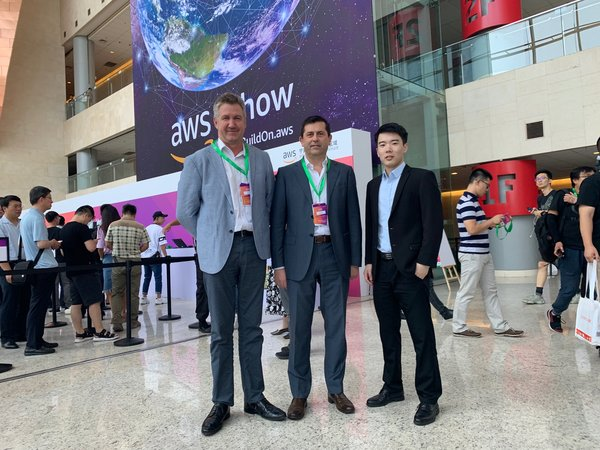 NetLinkz Ltd (ASX: NET) announces Inaugural Android and IOS Product Launch at AWS (Amazon Web Services) Summit Beijing
