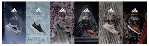 adidas x Game of Thrones联名系列