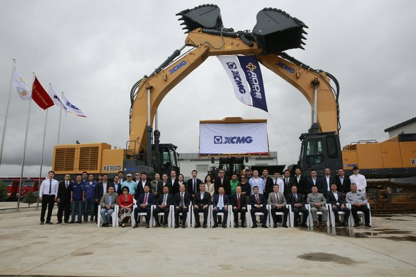 XCMG Opens Spare Parts Center in Mongolia, Creating Complete Sale, Support and Repair Service in the Region