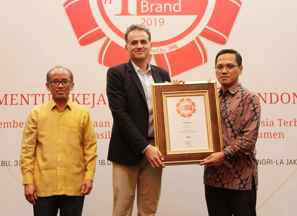 Mowilex Receives Indonesia Original Brand 2019 Award
