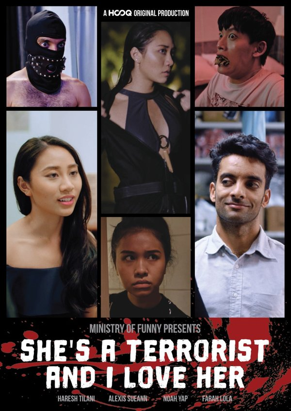 HOOQ Original: She's A Terrorist And I Love Her - winner of The HOOQ Filmmakers Guild Season 2