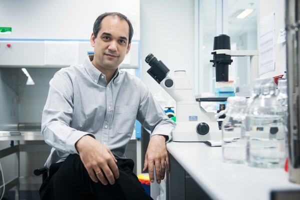 Dr Sebastian C.P. Bhakdi from Mahidol University in Bangkok, Thailand (pictured), and a team of international researchers have developed a new blood test capable of detecting clinically significant prostate cancer at the earliest stages. Research has shown the test can avoid 7 in 10 unnecessary prostate biopsies.