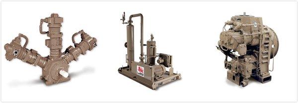 LeRoi为石油和天然气行业提供一流的气体压缩解决方案