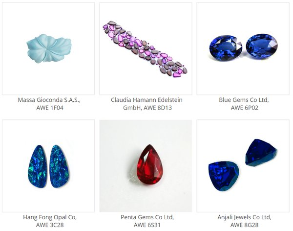The September Hong Kong Jewellery & Gem Fair