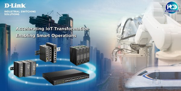 D-Link Industrial Switch Solutions