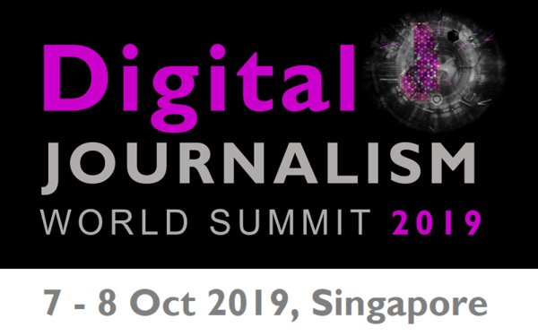 Leading Media Professionals to discuss Journalism in the Age of Artificial Intelligence and Massification of AR & VR.