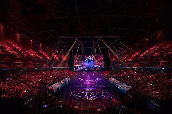 The International Dota 2 Championships 2019 Kicks off in China
