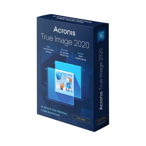 Acronis True Image 2020 Automates 3-2-1 Backups as the Only Personal Solution to Replicate Local Backups in the Cloud