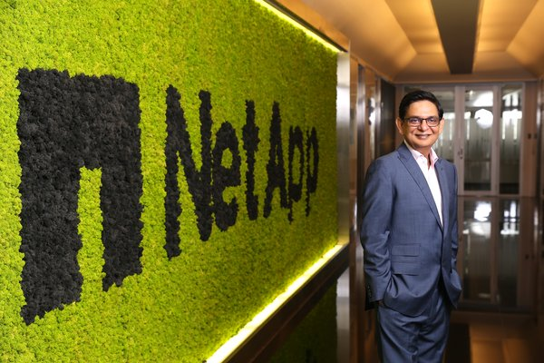 NetApp Appoints Sanjay Rohatgi to Drive Growth in Asia Pacific