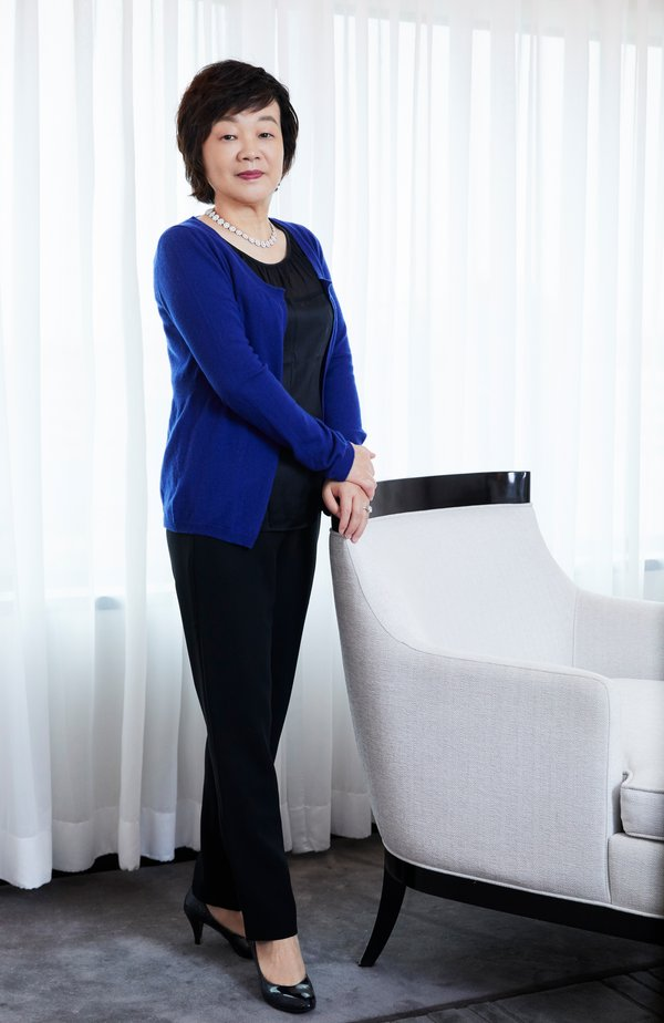 Wang Chun Li, Managing Director and General Manager of Beijing Caibai