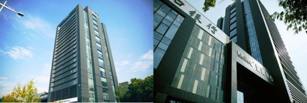 APUS郑州总部楼宇外观