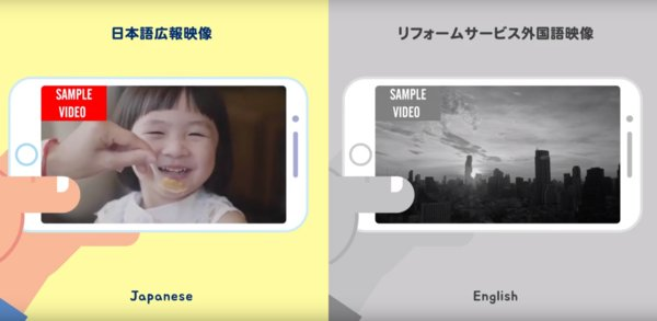 Hi Voice launches service for reforming Japanese videos into other foreign languages